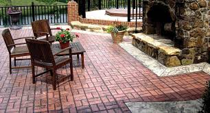How Much Is A Stamped Concrete Patio by Increte