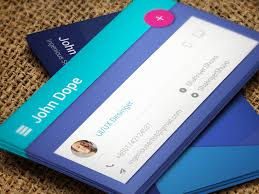 Best Of Business Card Design Paper Material Business Card Design Ui Ux Screendesign