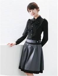 blouse wanita blouse top di busana wanita baju korea import gratis dropship