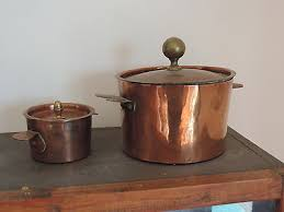 faitout et cuisine 2 ancienne cocotte marmite cuivre faitout cuisine 2 antique copper