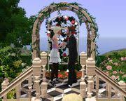 wedding arches in sims 4 wedding arch the sims wiki fandom powered by wikia