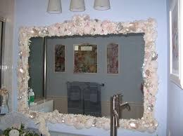 master bathroom mirror ideas how hang display frameless vintage mirrors master bathroom ideas