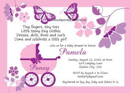 butterfly baby shower invitations templates free all invitations