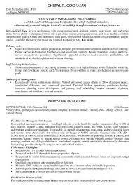 food service resume template professional food service resume templates and resume template