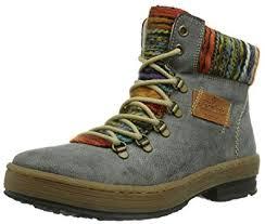 womens boots amazon uk rieker z6743 45 s boots amazon co uk shoes bags