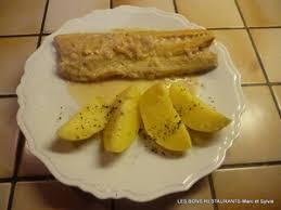 cuisiner du lieu noir dos de lieu noir à la moutarde recette iterroir