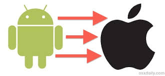 from android transfer contacts from android to iphone the easy way