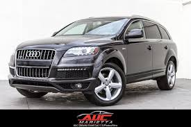 2013 audi q7 3 0t s line prestige stock 007208 for sale near
