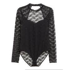Plus Size Bodysuit Blouse Online Buy Wholesale Bodysuit Plus Size From China Bodysuit Plus