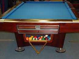 brunswick used pool tables furniture brunswick pool tables beautiful refurbished used pool