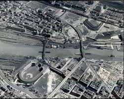 Yankee Stadium Map Polo Grounds History Photos And More Of The New York Giants