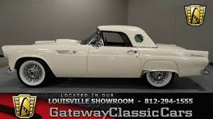 1955 ford thunderbird gateway classic cars 839