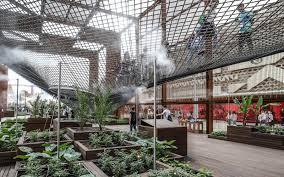 milan expo architecture travel leisure