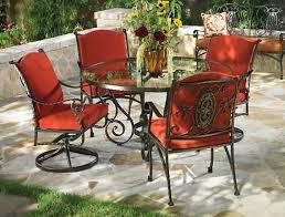 Wrought Iron Patio Chair Cushions Patio Wrought Iron Chair Cushions All Home Design Ideas Why