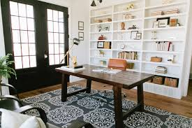 the modern farmhouse project office house of jade interiors blog