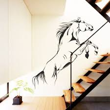 Horse Decoration For Home Online Get Cheap Quote Wall Sticker Home Decoration Horse