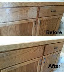 what hardware looks best on oak cabinets sound finish cabinet painting refinishing seattle why