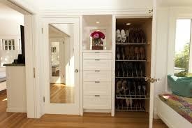 Closet Door With Mirror Closet Door With Built In Mirror