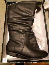 s boots size 12 wide boots us size 12 for ebay