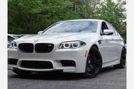 bmw used cars atlanta used bmw m5 for sale in atlanta ga edmunds