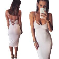 online get cheap red and white skater dress aliexpress com