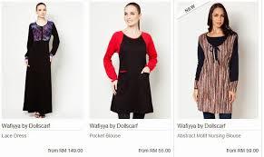design t shirt paling cantik hasil tangan gadis kampung harga runtuh t shirt muslimah wafiyya