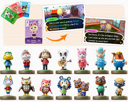 animal crossing new leaf gets amiibo update coming in autumn