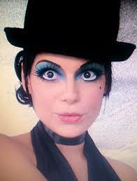 Halloween Black Swan Makeup My Mia Wallace Makeup Maquillage Pinterest Mia Wallace
