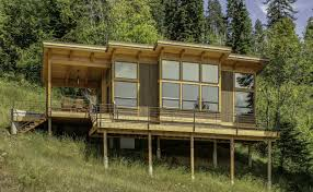 modern prefab cabin affordable design of the modern prefab cabin kits can be decor