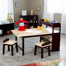 guidecraft childrens table and chairs guide craft kids deluxe center activity table desk www hayneedle