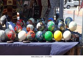 decorated ostrich eggs for sale painted ostrich eggs stock photos painted ostrich eggs stock