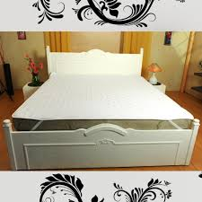 Beds Buy Wooden Bed Online In India Upto 60 Off by Signature Double Bed Waterproof Mattress Protector Protectors