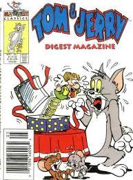 tom jerry digest 1 tom u0026 jerry digest magazine issue