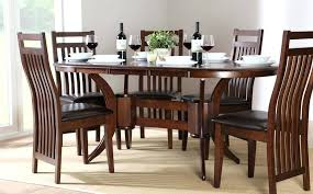 black and wood dining table black and wood dining table beautiful black wood dining table and