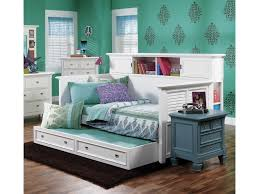 Trundle Bed With Bookcase Headboard Trundle Bed With Bookcase Best Shower Collection