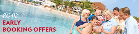 2016 early booking discounts for european cing holidays