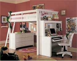 Loft Bed Set Buy Lea The Getaway Loft Bed Set With Desk And Chair