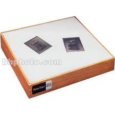 porta trace light box porta trace gagne led lightbox oak 11 x 18 1118w led