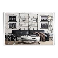 restoration hardware maxwell leather sofa in ebony aptdeco