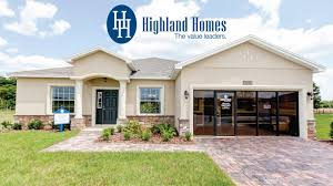 shenandoah ii home plan by highland homes florida new homes for