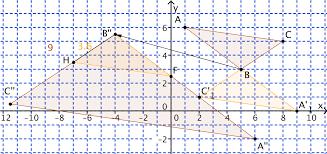 Geometry Dilations Worksheet Swwmathematics Ts3 Center Of Dilations