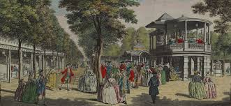 vauxhall gardens today handel at vauxhall foundling museum