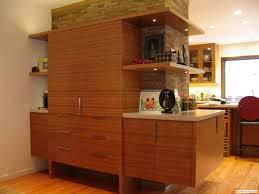 cozy bamboo kitchen cabinets on kitchen with bamboo shaker solid