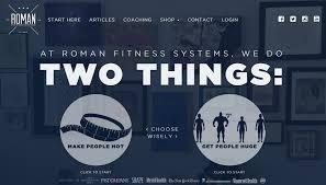 personal training website ideas u2013 fitness mentors