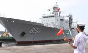 build a navy if china does build a naval base in pakistan what are the risks