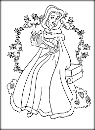 princess printable color pages printable princess coloring pages