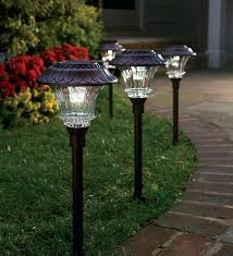 Led Solar Landscape Lights Solar Landscaping Lights And Powerful A Remote Solar