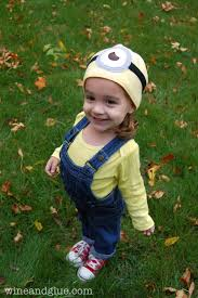 Toddler Minion Costume The 12 Best Diy Toddler Halloween Costumes Ever