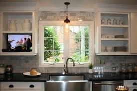 over sink lighting attractive lights for above kitchen sink pendant light over of
