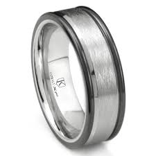 wedding bands rochester ny two tone men wedding band atdisability